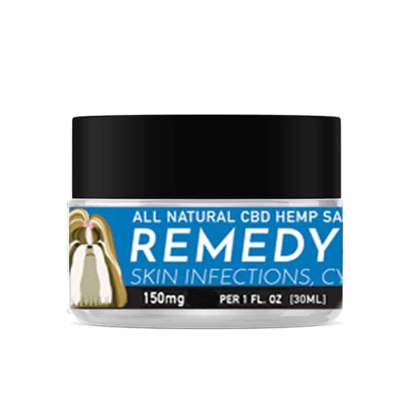 REMEDY - Full Spectrum Hemp Extract (CBD) Salve for Dogs