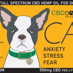 CALM - CBD Oil for Dogs