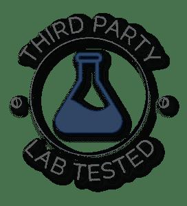 Lab Tested Badge