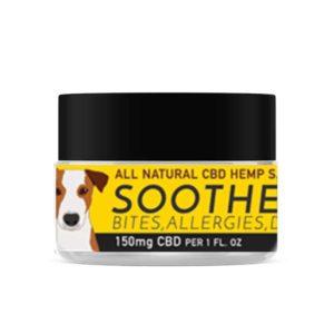 SOOTHE - CBD Dog Hemp Salve