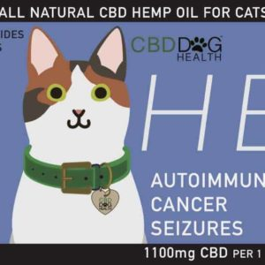 HEAL - CBD Oil for Cats