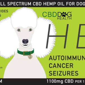 HEAL - CBD Oil for Dogs