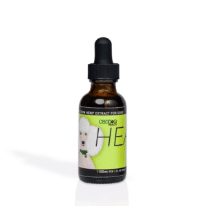 HEAL: CBD Tincture For Dogs 1100MG Bottle