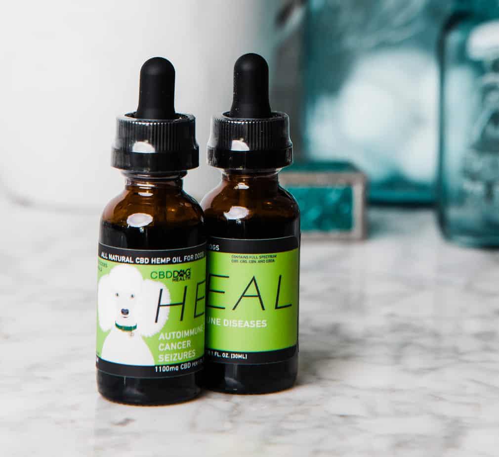 HEAL - Full Spectrum Hemp Extract (CBD) Extract for Dogs