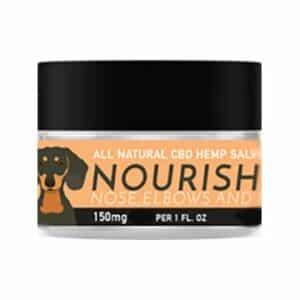 NOURISH - CBD Dog Hemp Coconut Salve