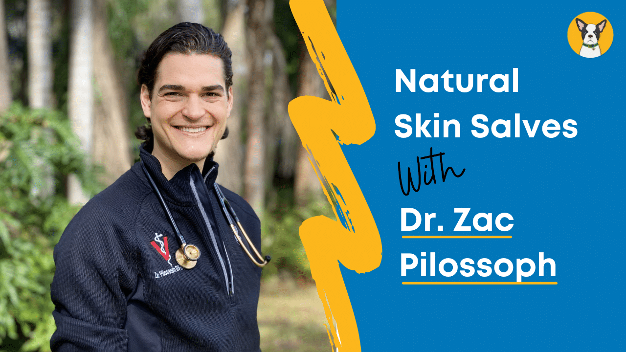 Natural Skin Salves video with Dr. Zac