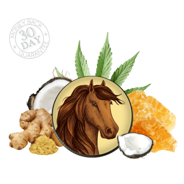 Horse SOOTHE with Ingredients