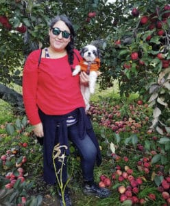 Christie and Darcy - Mental Health and Pets